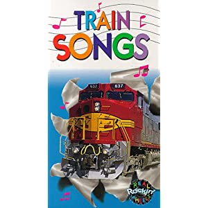 Real Rockin Wheels: Train Songs movie