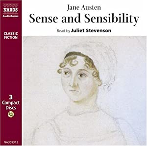 Sense And Sensibility Classic Fiction from Naxos AudioBooks