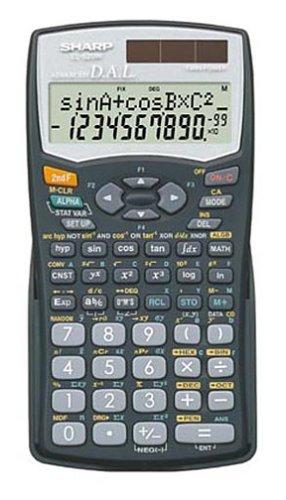 Buy Sharp EL-506WBBK Scientific CalculatorB00027RVWG Filter