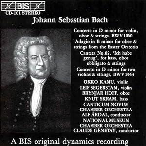Bach: Violin Concerto