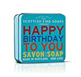 Scottish Fine Soaps Soaps In A Tin Happy Birthday To You