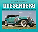 Duesenberg: Racecars & Passenger Cars Photo Archive