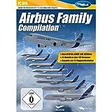 Airbus Family Compilation - AddOn für FS2004/FSX - [PC]