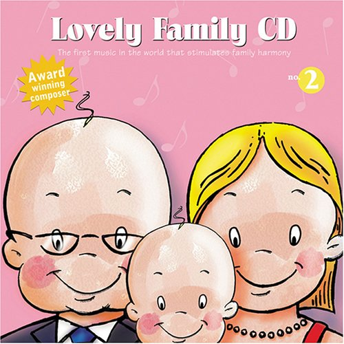Lovely Baby Music presents...Lovely Family CD No.2 - 1