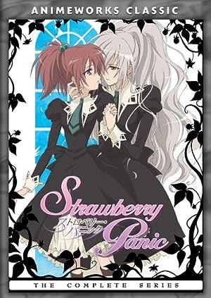 Strawberry Panic DVD-BOX