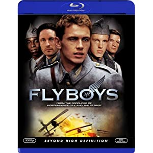 Flyboys [Blu-ray] [Import anglais]