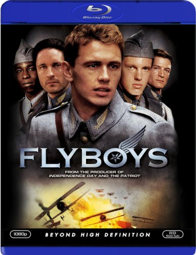 Cover art for  Flyboys [Blu-ray]