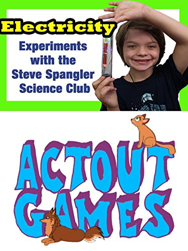 Electricity Experiments with the Steve Spangler Science Club