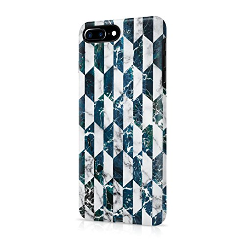 grey-marble-blue-marble-chevron-print-apple-iphone-7-plus-snap-on-hard-plastic-protective-shell-case