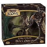 Gargantuan Black Dragon (Dungeon & Dragons Icons: Dungeon & Dragons Miniatures Product)