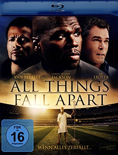 ALL THINGS FALL APART - Wenn alles zerfällt .... (Blu-ray)