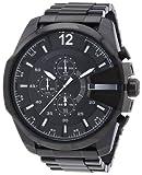 Diesel Men's Quartz Watch Mega Chief DZ4283 with Metal Strap