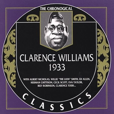 1933 by Clarence Williams