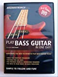Play Bass Guitar In One Day DVD