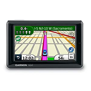 Garmin nüvi 1690 4.3-Inch Portable Bluetooth Navigator with nüLink! Services