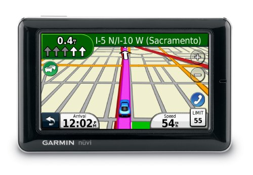 Garmin nuvi 1690 4.3-Inch Portable Bluetooth Navigator with Google Local Search & Real-Time Traffic Alerts
