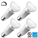 Philips 451906 (4-Pack) 19W LED A21 Light Bulb, 100W Equivalent A21 LED Light Bulb, Dimmable, Soft White 2700K, 360° Beam Spread, 1620 Lumens, E26 Standard Base, Energy Star Qualified and UL Listed