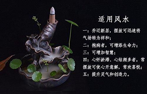 Quemadordeinciensorecipientesoporte Japonés Fuente horticultura