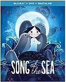 Song of the Sea [Blu-ray + DVD + Digital HD] (Bilingual)