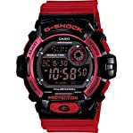 G-SHOCK Men's 8900 Crazy Color Watch One Size Red