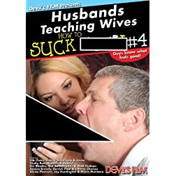 Husband's Teaching Wives How To Suck...