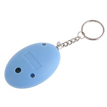 n vktech alarme personnelle chaine sonnette sonnette portable mini 120db personnel. Black Bedroom Furniture Sets. Home Design Ideas