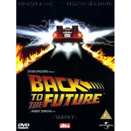 Назад в будущее / Back to the Future (Роберт Земекис / Robert Zemeckis) [1985, США, Фантастика / фэнтези, DVD5] пер. А.Михалева, А.Гаврилова
