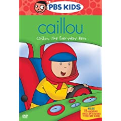 Caillou - Caillou, The Everyday Hero