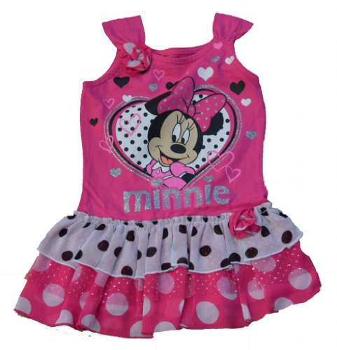 Disney Minnie Mouse Sun Flounce Dress