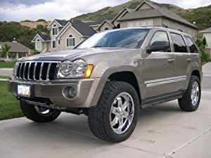Jeep Grand Cherokee lift kit, 2005 and newer, 2""