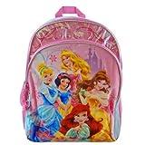 Disney Princess Group Kingdom Large Pink Backpack