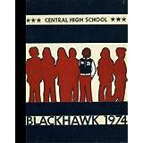(Reprint) 1974 Yearbook: Central High School, Davenport, Iowa