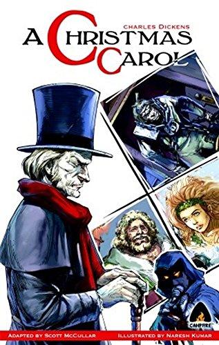 A Christmas Carol: The Graphic Novel (Campfire Graphic Novels)