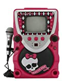 Monster High Portable Karaoke Machine - Pink (68148)