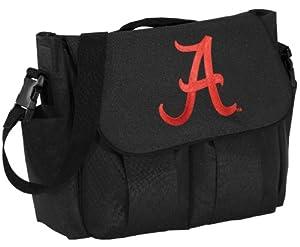 University of Alabama Diaper Bag Official NCAA College Logo Deluxe Alabama Crims
