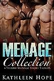 MENAGE: 4 in 1 Mega Box Set (Menage Romance, Threesome Romance, MMF, MFF)
