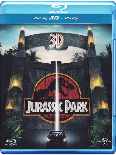 Jurassic Park (2D+3D) [3D Blu-ray] [IT Import]