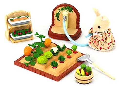 Epoch Sylvanian Families Sylvanian Family Vegetable Gardening set KA-616 - 1