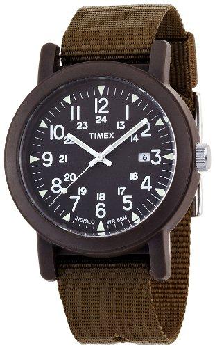 [タイメックス]TIMEX [タイメックス]TIMEX 腕時計 オーバーサイズキャンパー カーキ T2N363  メンズ [正規輸入品] T2N363 メンズ 【正規輸入品】
