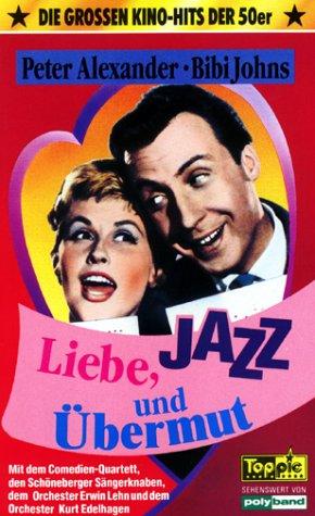 Liebe, Jazz und Übermut [VHS]