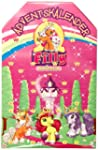 FILLY Calendrier de l'Avent, multicolore