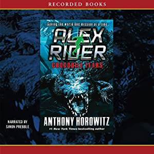 Crocodile Tears: An Alex Rider Adventure | [Anthony Horowitz]