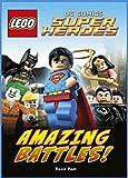 LEGO® DC Comics Super Heroes: Amazing Battles (DK Readers Level 2)