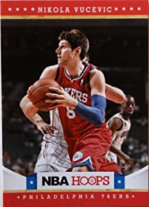 2012-13 Panini Hoops #237 Nikola Vucevic RC (Rookie Card) Trading Card in a... by Hoops