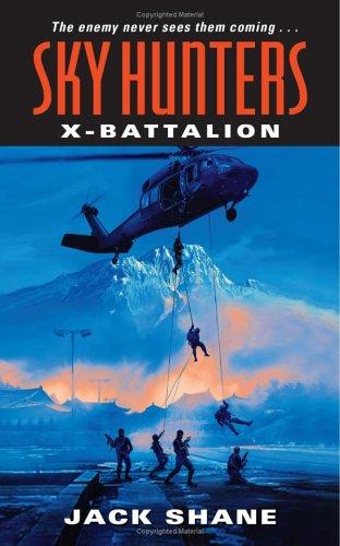 Sky Hunters: X-Battalion, Jack Shane