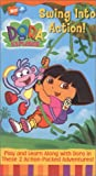 echange, troc Dora the Explorer: Swing Into Action [VHS] [Import USA]