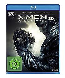 X-Men Apocalypse [3D Blu-ray]