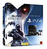 PlayStation 4 - Konsole inkl. Killzone: Shadow Fall + 2 DualShock 4 Wireless Controller + Kamera