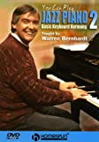 echange, troc You Can Play Jazz Piano - Keyboard Harmony 2 [Import anglais]