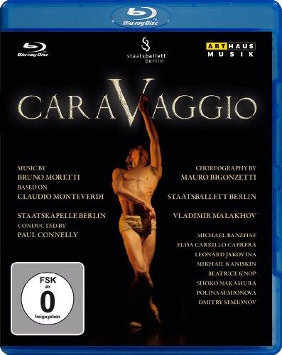 カラヴァッジオ [Blu-ray]